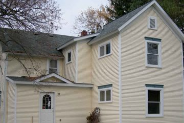 Covenant Construction Group - Historic Property, Rear Addition - Saline, MI