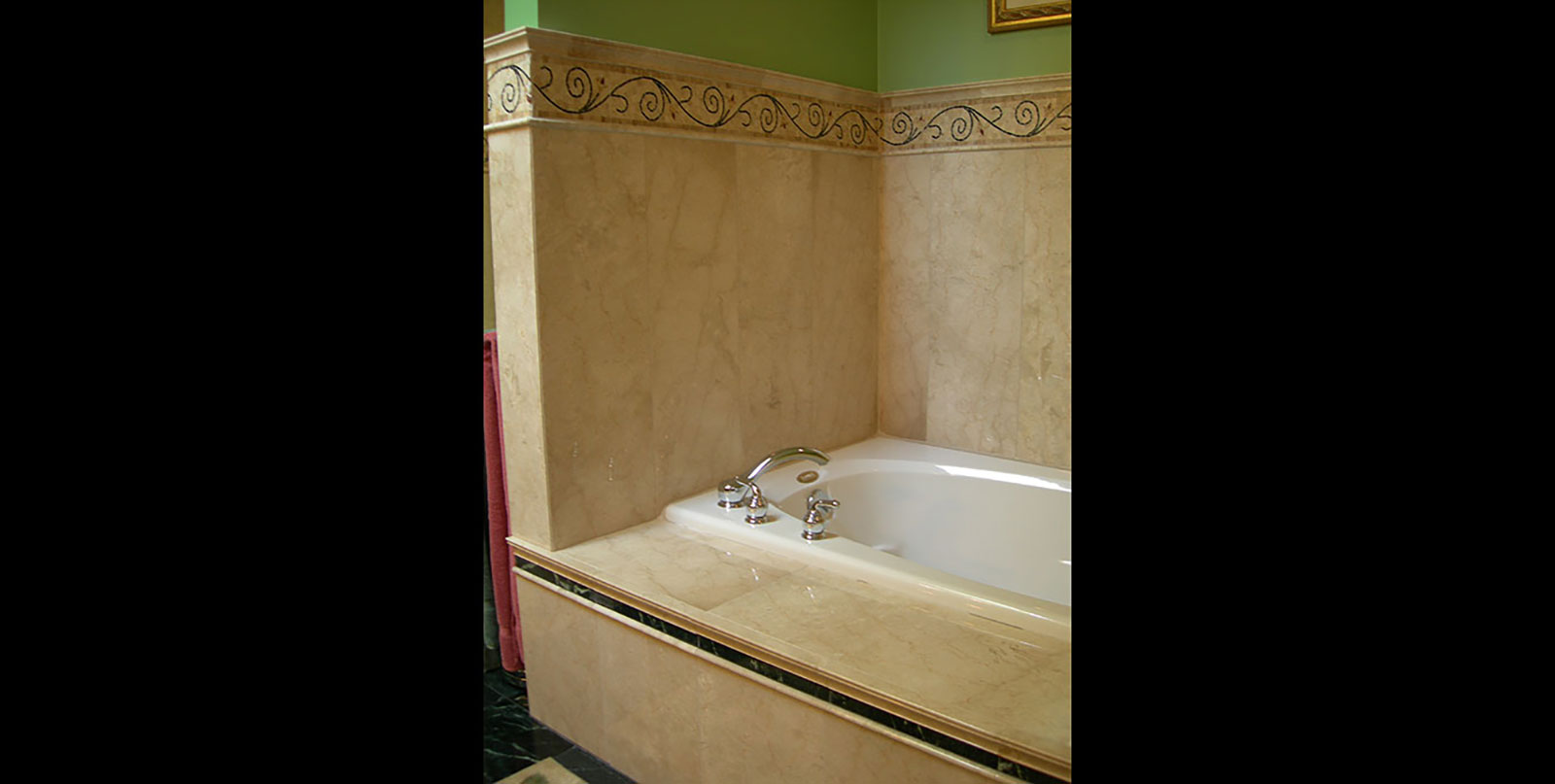 Covenant Construction Group - Bathroom Remodel, After, Bath - Ann Arbor, MI