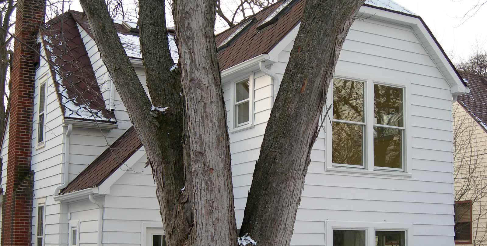 Home Addition, Exterior, Roofline View - Ann Arbor, MI