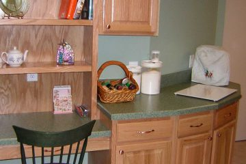 Covenant Construction Group - Kitchen Remodel, Custom Shelving, Counters and Cabinets - Ann Arbor, MI